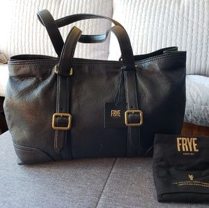 Frye Lilly Leather Tote